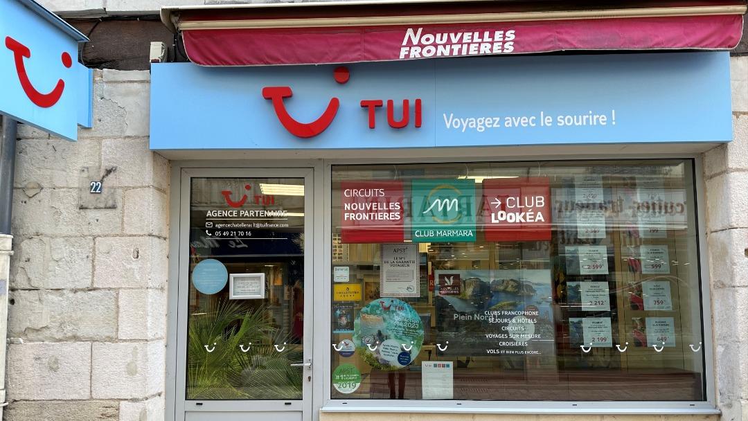 TUI STORE Châtellerault