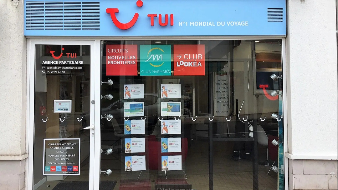 TUI STORE Biarritz