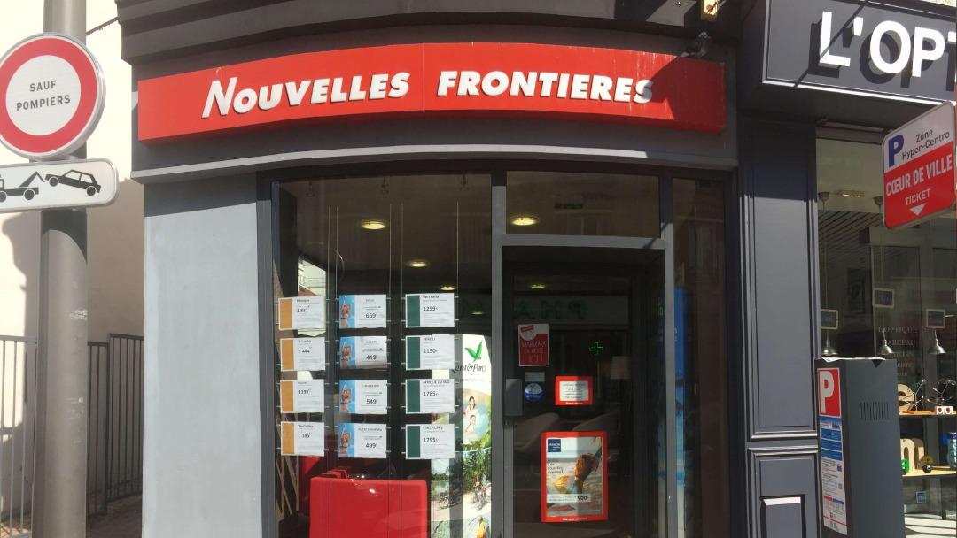 NOUVELLES-FRONTIERES Courbevoie