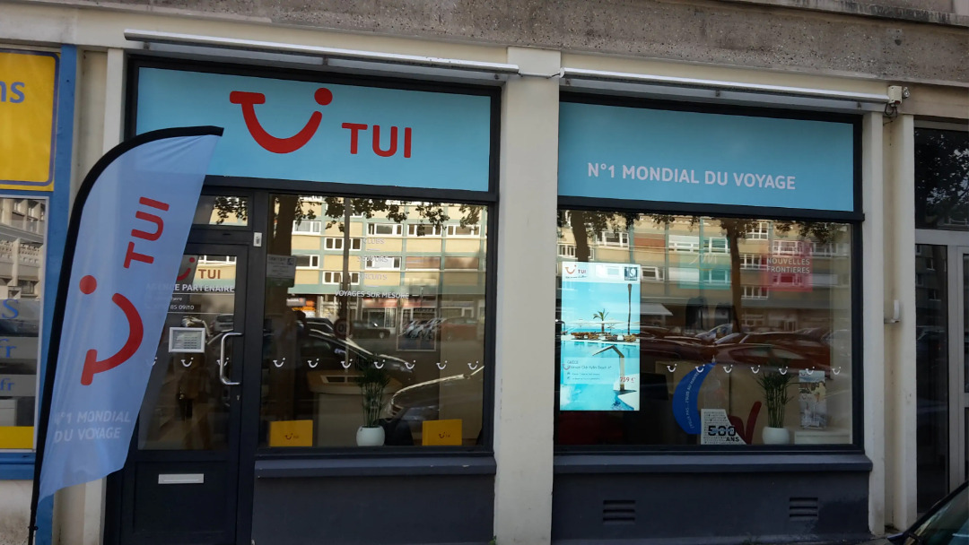 TUI STORE LE HAVRE