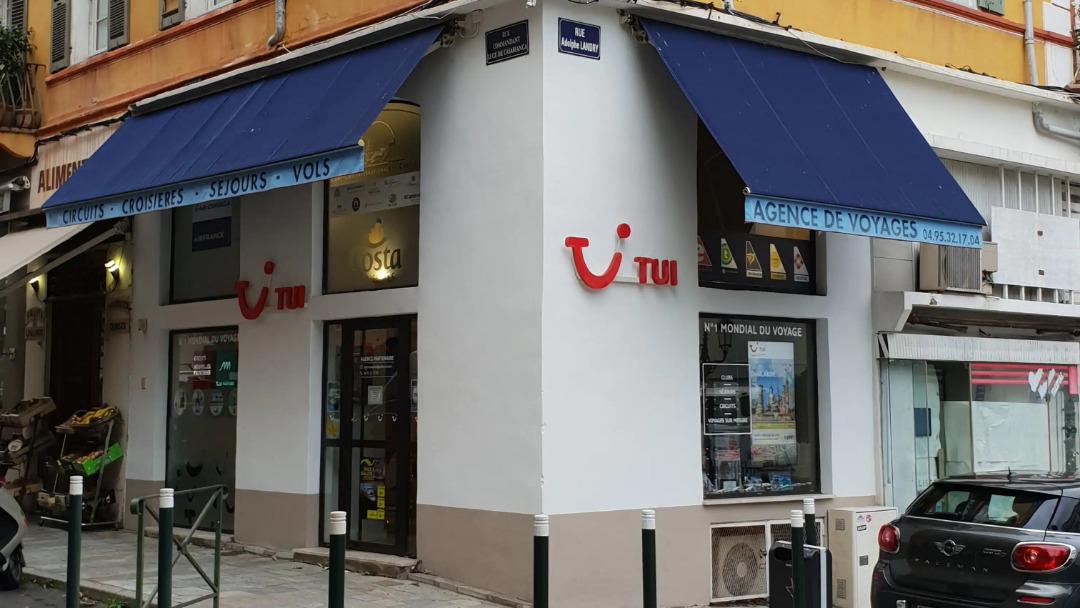 TUI STORE Bastia