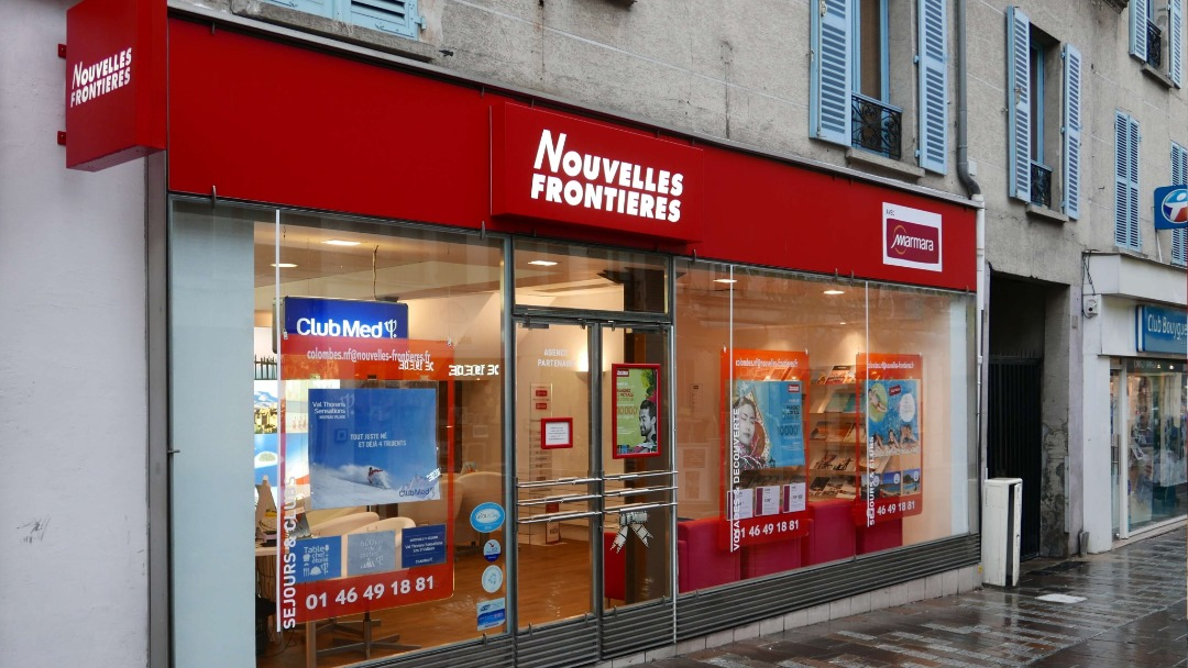 NOUVELLES-FRONTIERES COLOMBES