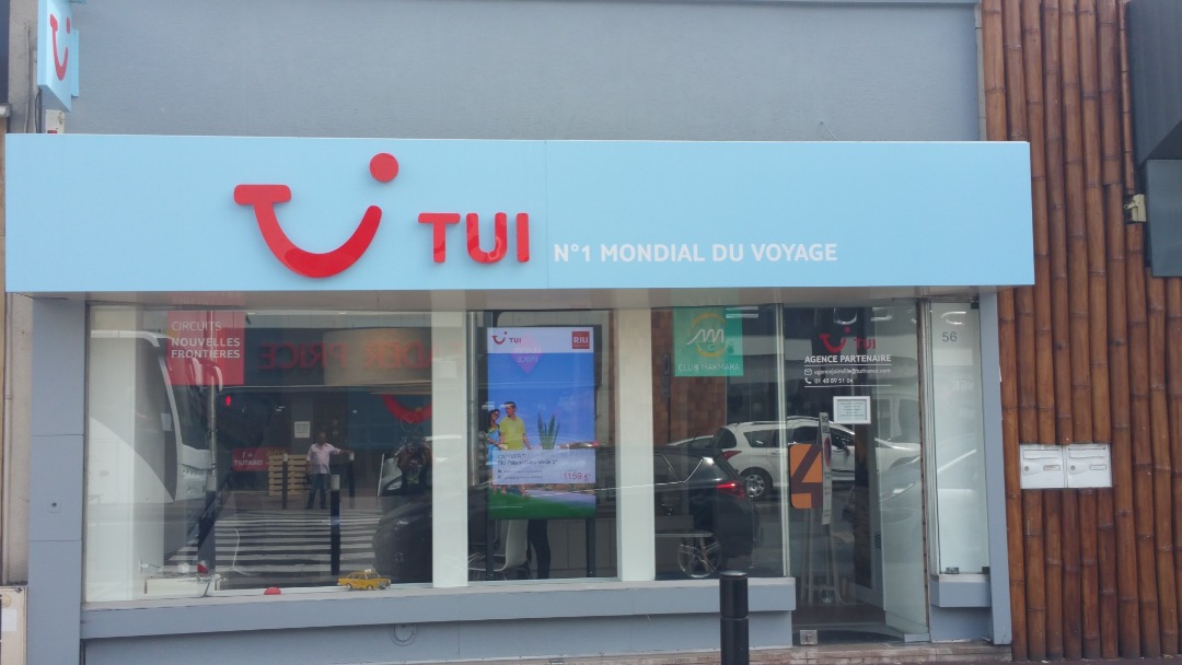 TUI STORE Joinville le Pont