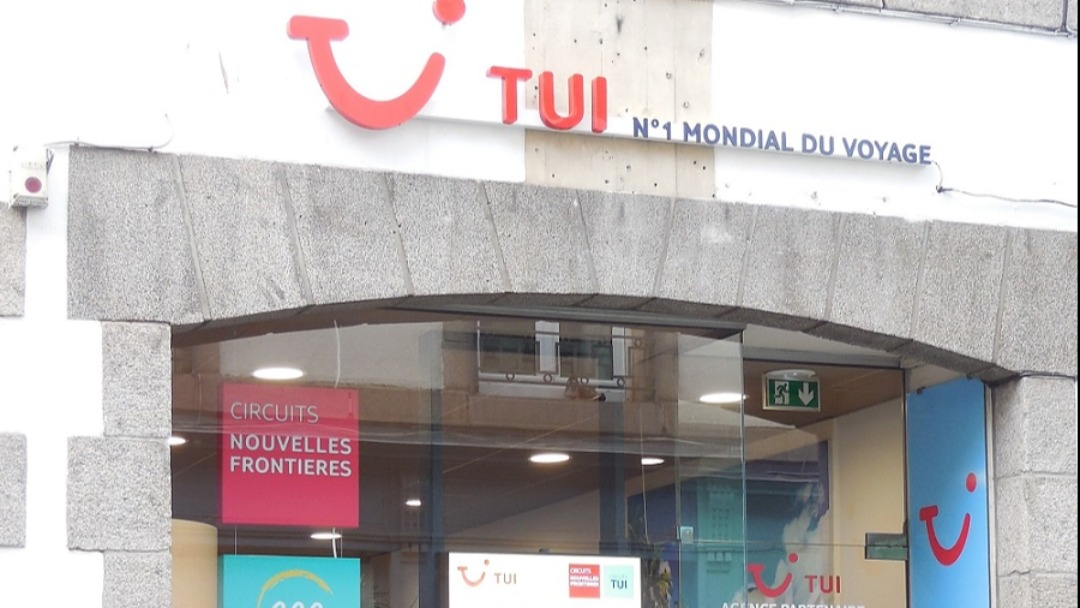 TUI STORE Saint Brieuc