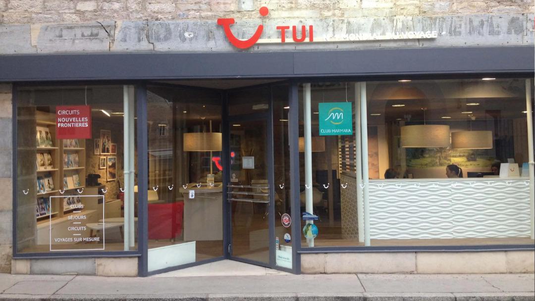 TUI STORE Besançon