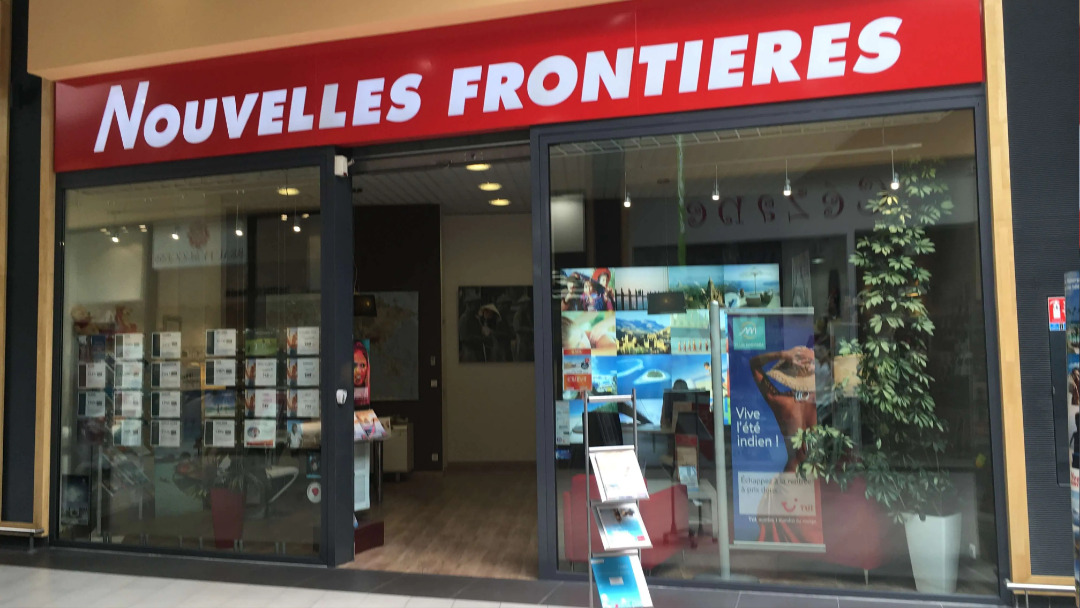 NOUVELLES-FRONTIERES Arles