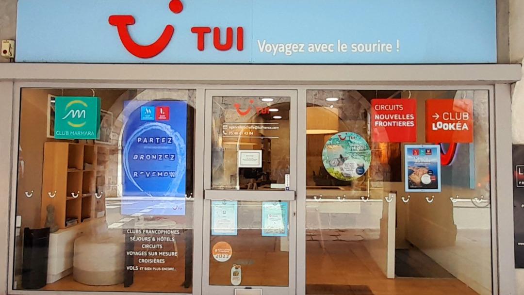 TUI STORE la Rochelle