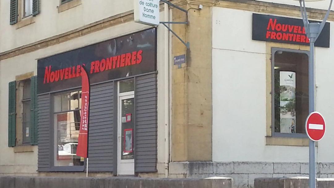 NOUVELLES-FRONTIERES MORTEAU