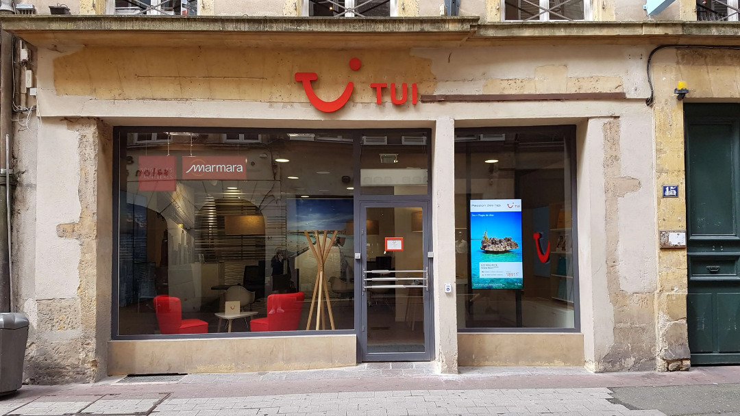 TUI STORE Metz
