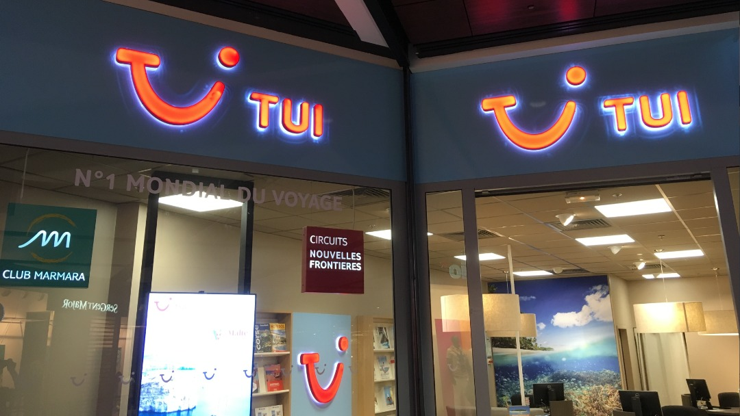TUI STORE LE CHESNAY
