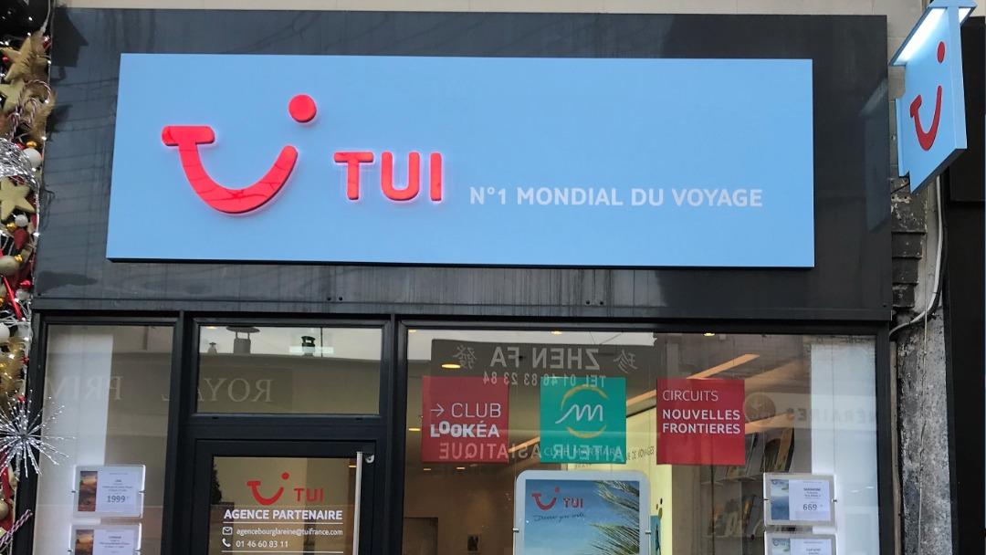 TUI STORE BOURG LA REINE