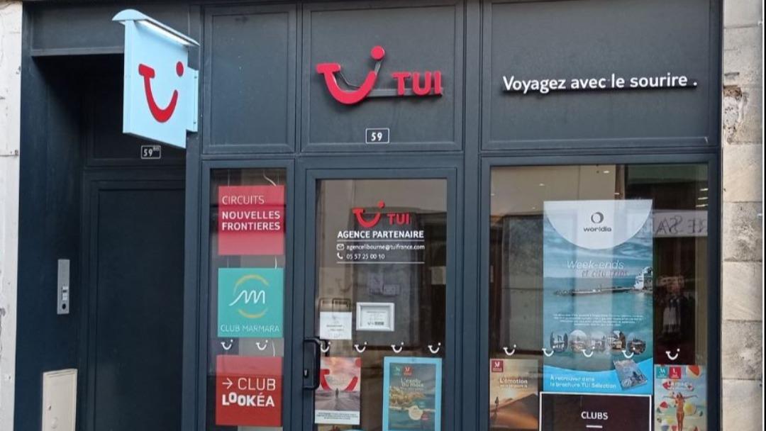 TUI STORE Libourne