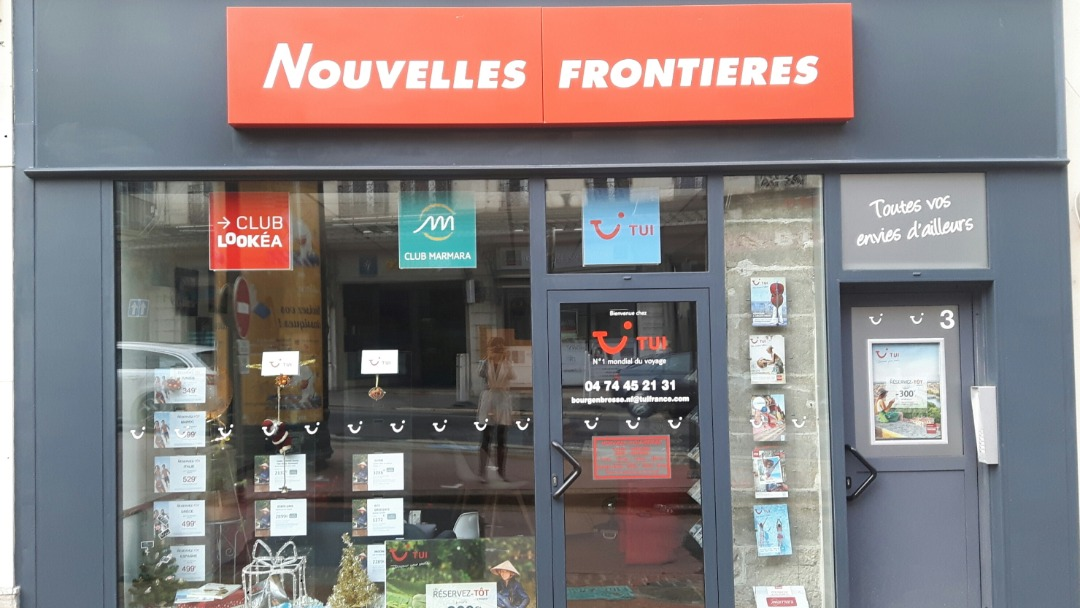 NOUVELLES-FRONTIERES Bourg en Bresse