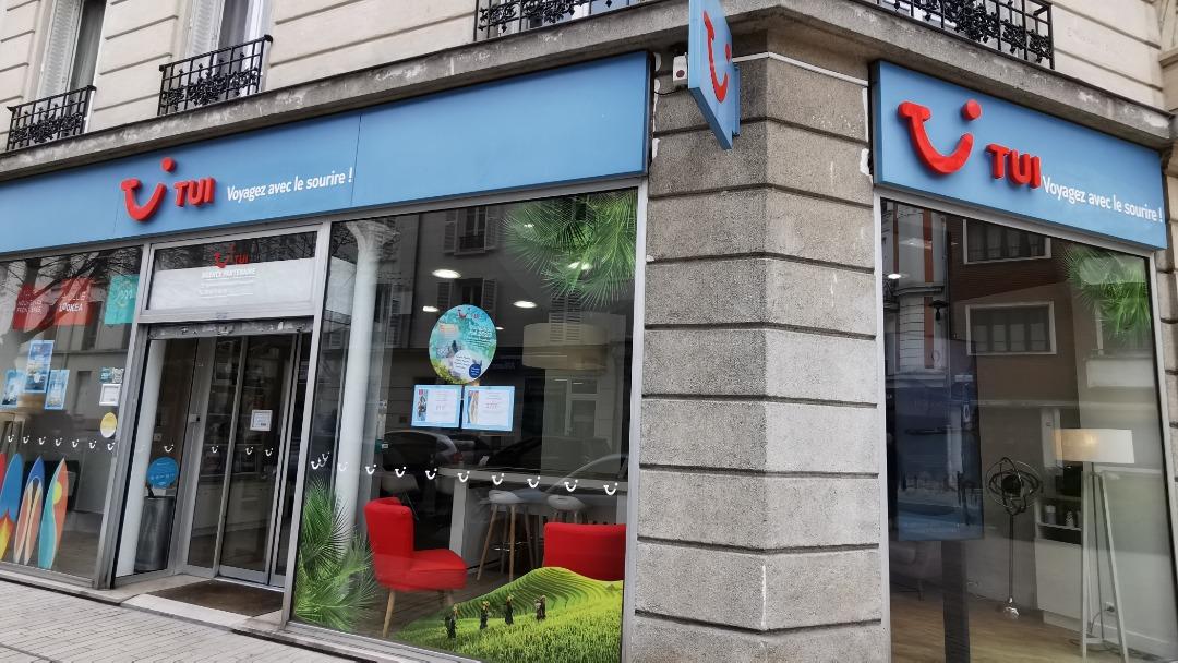 TUI STORE Vincennes