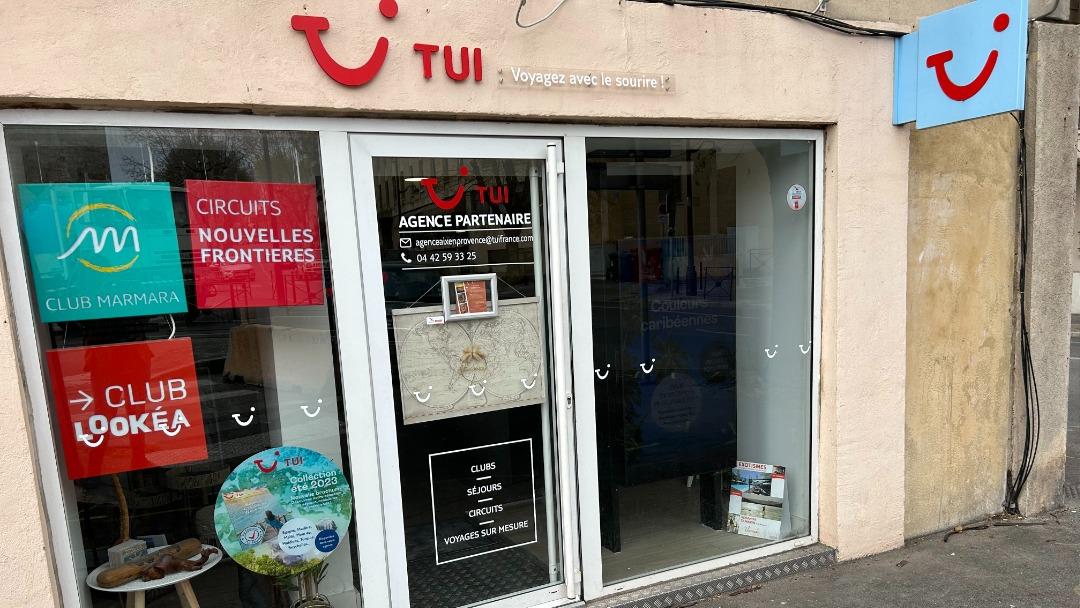 TUI STORE Aix en Provence